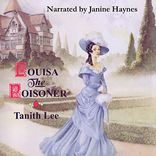 Louisa the Poisoner audiobook cover art