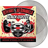 Bonamassa,Joe: Black Coffee (2lp 180 Gr Transparent+Bonustrack) [Vinyl LP] (Vinyl (Ltd. Edition))