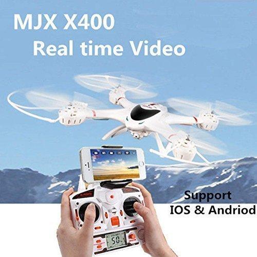 MJX X400-V2 2.4GHz 6-Axis Gyro Drone RC...