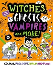 Witches, ghosts, vampires and more (Colour and Craft)