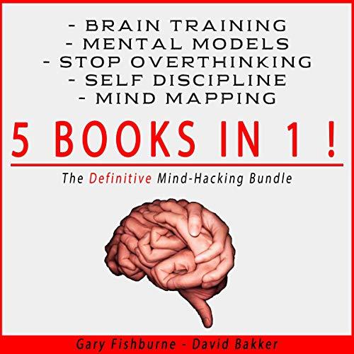 『Brain Training, Mental Models, Stop Overthinking, Self Discipline, Mind Mapping』のカバーアート