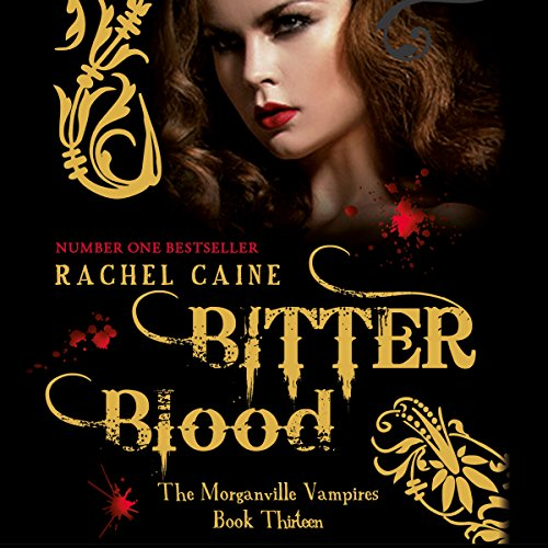 Bitter Blood audiobook cover art