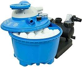 cepillo de piscina Filtrar blanco bolas ecológico filtro de la piscina Equipo de Limpieza de purificación de agua bolas de fibra de algodón 200/500 / 700g accesorios para piscinas ( Color : 200g )