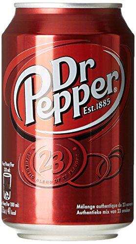 DR PEPPER Canette 330 ml