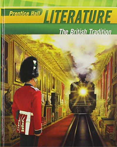 Price comparison product image Prentice Hall Literature: The British Tradition