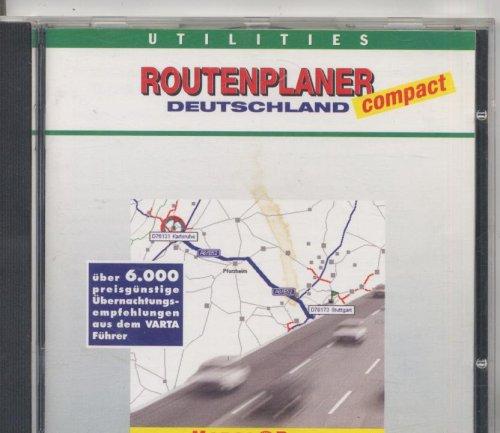 Routenplaner Deutschland Compact-Marco Polo Travelcenter