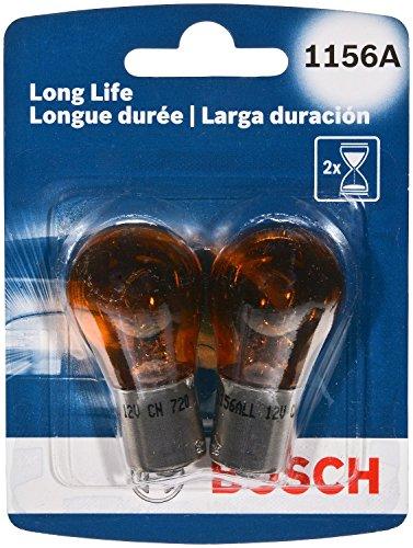 Bosch 1156A Long Life Upgrade Minature Bulb, Pack of 2