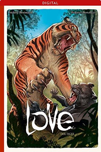 Love 01: Der Tiger (German Edition)