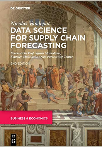 Data Science for Supply Chain Forecasting, 2nd Edition Front Cover