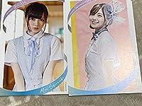 乃木坂46 白石麻衣卒業コンサート Mai Shiraishi Graduation Concert 特典 ポストカード 白石麻衣 ガールズルール しあわせの保護色 2種