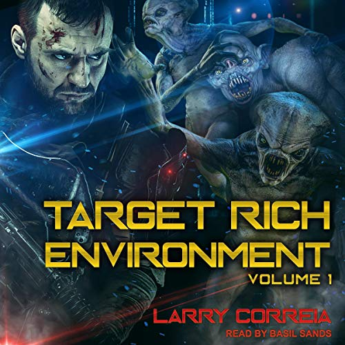 Target Rich Environment: Target Rich Environment Series, Vol. 1
