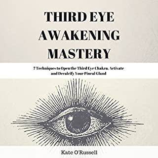 Third Eye Awakening Mastery audiobook cover art