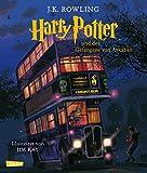 Harry Potter und der Gefangene von Askaban (farbig illustrierte Schmuckausgabe) (Harry Potter 3)