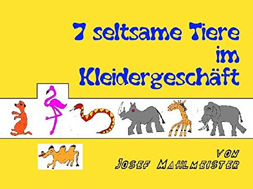 7 seltsame Tiere im Kleidergeschäft: Eine Geschichte mit dem Kölner Zoo