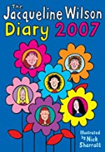 Jacqueline Wilson Diary 2007 by Jacqueline Wilson (2006-09-07)