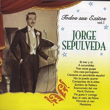 Jorge Sepúlveda : Todos Sus Exitos, Vol. 1