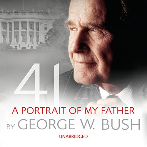 41: A Portrait of My Father audiobook cover art