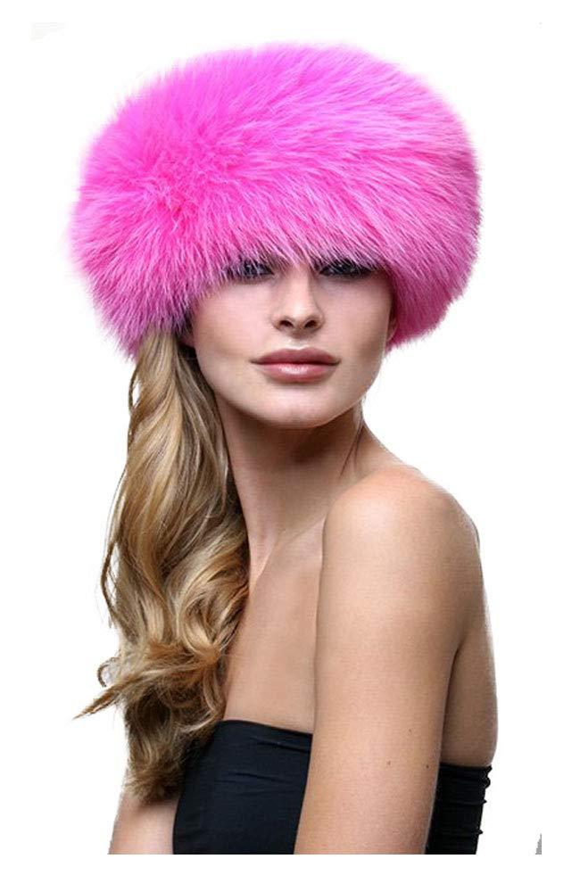 Fox Fur Headband, Real Fox Fur Head Band, Designer Fox Fur Head Band- Marc Kaufman Furs
