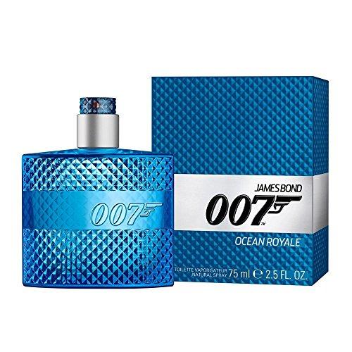 James Bond 007 Ocean Royale Eau de Toilette Natural Spray, 75 ml