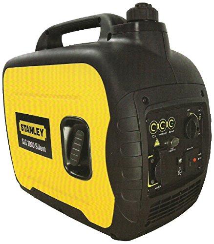 STANLEY 2000W-SILENT 2kw Suitcase Generator