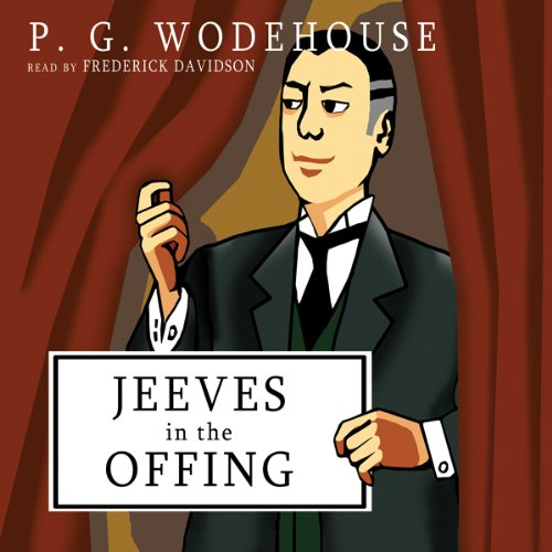 Jeeves in the Offing cover art