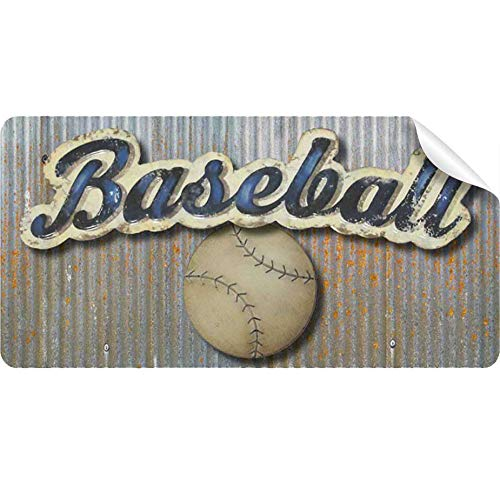 Baseball Sports Quote Removable Vinyl Wall Sticker Graphics Saying Decals Children Kid Nursery Sport Room Decor Baby Stickers Boys Bedroom Decorations Child Quotes Baseballs Mural Walls Sayings Balls
