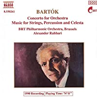 Bela Bartok Concerto for Orchestra / Music for Strings, Percussion and Celesta
