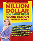 Million Dollar 300 Large Print Word Search Puzzles: Book 2