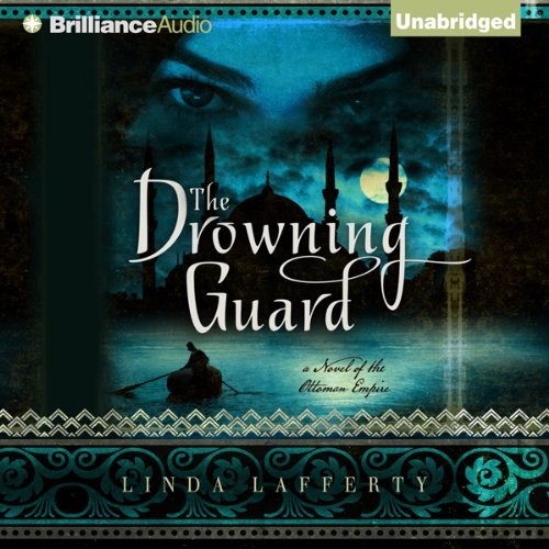 The Drowning Guard audiobook cover art
