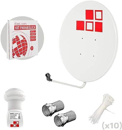 Diesl.com - Kit Parabólica 60cm + LNB