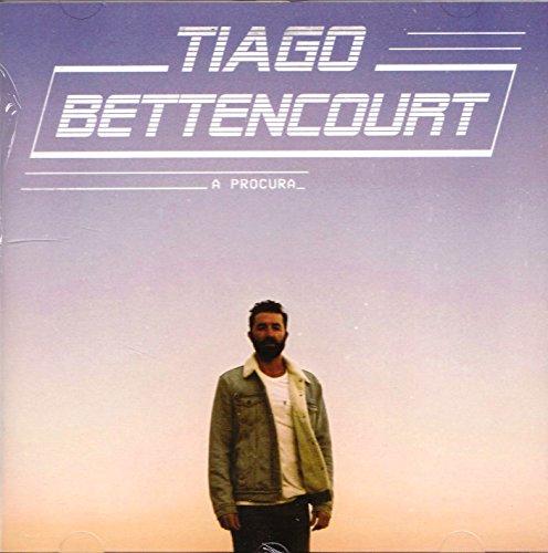 Tiago Bettencourt - A Procura [CD] 2017