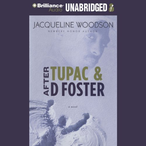 After Tupac & D Foster audiobook cover art