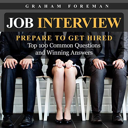 Job Interview: Prepare to Get Hired audiobook cover art