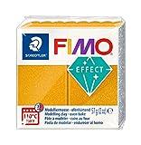 Staedtler 8020-11. Pasta para modelar de color oro metálico Fimo Effect. Caja con 1 pastilla de 57...