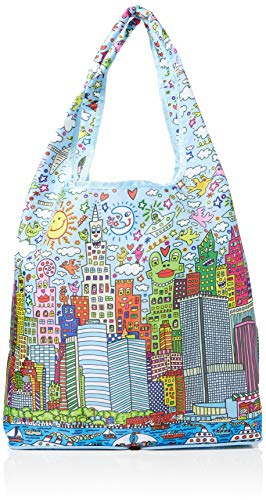 Fridolin Einkaufstasche, Bag in bag, James Rizzi,