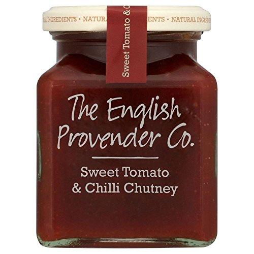 Englisch Futter Co.Süßen Tomaten Und Chili -Chutney (325G)