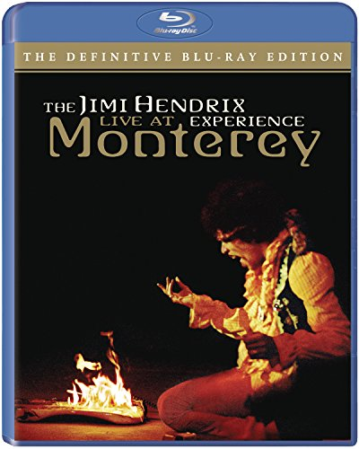 American Landing: Jimi Hendrix Experience Live at [Blu-ray]