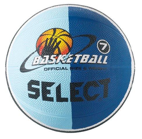 Select Street - Balón de Baloncesto (Talla 7), Color Azul