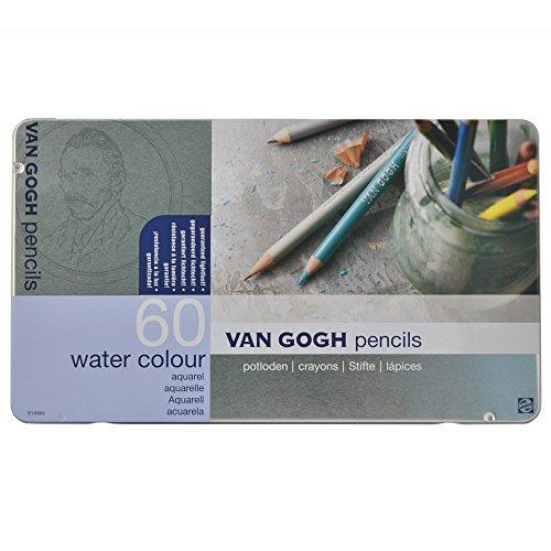 ROYALTALENS(ロイヤルターレンス)『ヴァンゴッホ水彩色鉛筆セット60色セット』