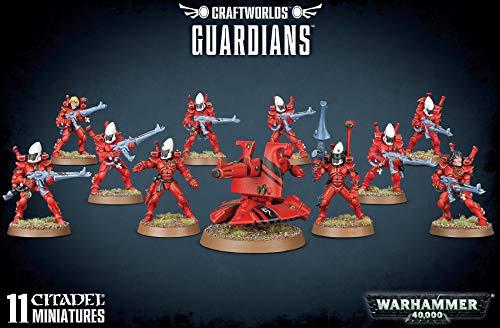Warhammer 40k Eldar Guardian Squad