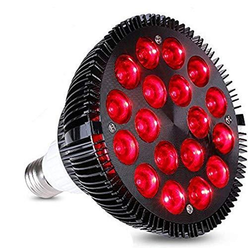 Lámpara De Calefacción Infrarroja Luz De Instrumento De Fisioterapia De Compresa Caliente, dispositivo de terapia de luz roja ofrece una herramienta para el cuidado del cuer