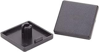 Boeray 100pcs ABS Plastic End Cap Cover for 2020 Series Aluminum Extrusion Profile