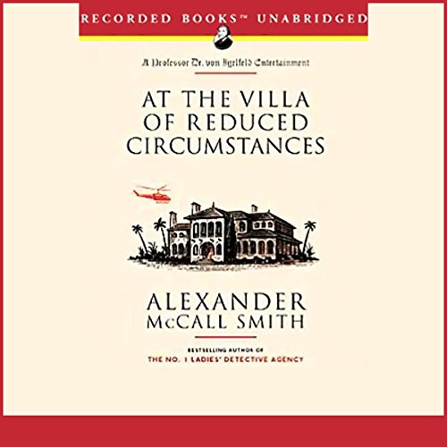 At the Villa of Reduced Circumstances audiobook cover art