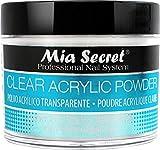 Mia Seceret Clear Acrylic Powder 2oz