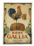 French Classics Gallia Geschirrtuch aus Baumwolle 62x