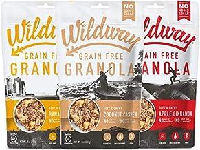 product image for Wildway Vegan, Paleo, Gluten-free Granola – Variety 8oz