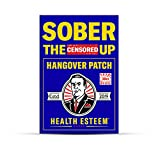 Hangover Patch for Hangover Cure & Hangover Prevention (30 Hangover Patches) | Hangover Kit Supplies...