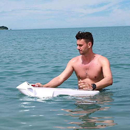 WBJLG Hélice de Deportes acuáticos subacuáticos de la Vespa del mar del Motor del Salto del Adulto 3200W