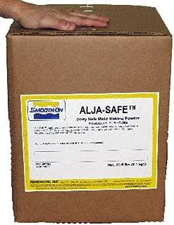 Alja-Safe Lifecasting Alginate 20-lb Box