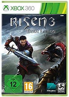 Risen 3: Titan Lords (Xbox 360) (B00K16DF9Q) | Amazon price tracker / tracking, Amazon price history charts, Amazon price watches, Amazon price drop alerts